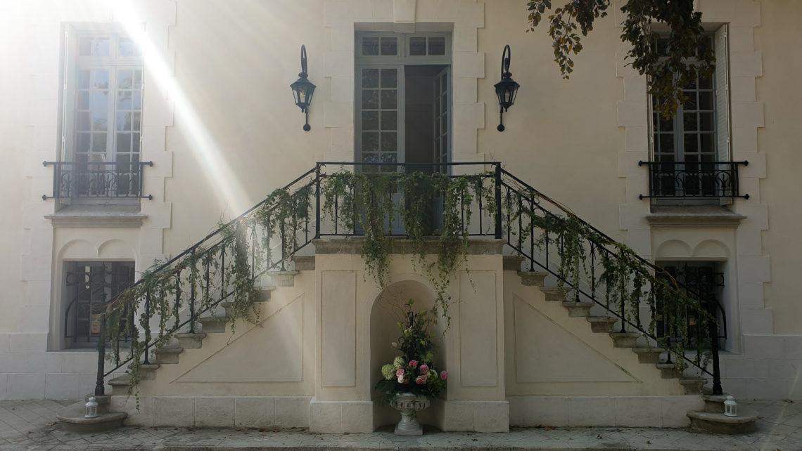escaliers-d'honneur-du-chateau-de-bourguignon-77
